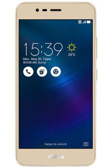 "Mobile nu ZENFONE 3 MAX ZC520TL 5,2"" 32GO OR Asus"