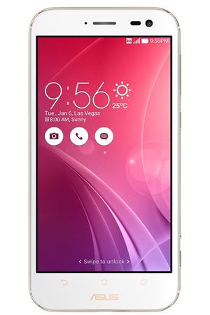 Smartphone Asus ZENFONE ZOOM ZX551ML 4G 32GO BLANC