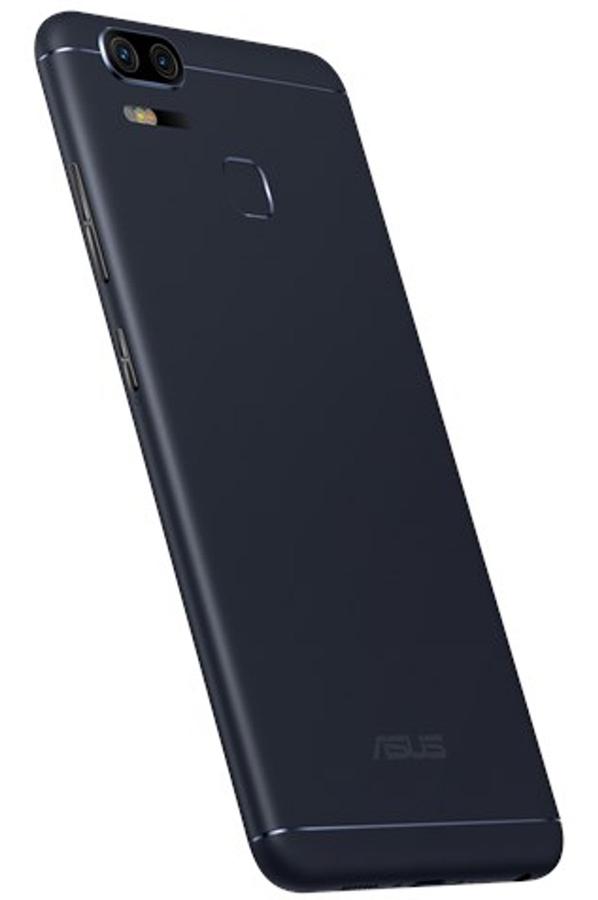 smartphone asus zenfone 3 zoom ze553kl noir zenfone 3. Black Bedroom Furniture Sets. Home Design Ideas