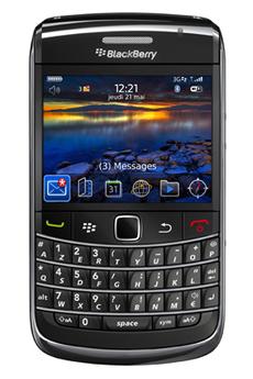 Comparer BLACKBERRY BOLD 9700 NOIR