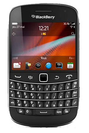 Smartphone Blackberry BOLD 9900 NOIR | Darty