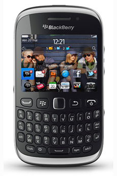 Smartphone CURVE 9320 NOIR Blackberry