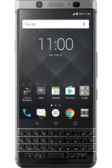 Smartphone KEYONE ARGENT Blackberry