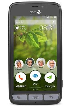 Smartphone 8031 NOIR Doro