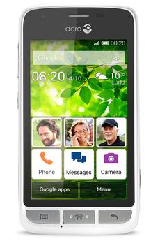 Mobile nu LIBERTO 820 MINI BLANC Doro