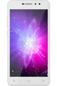 Smartphone STELLAR 4G ARGENT Echo