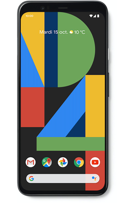 Google PIXEL 4 XL Black 64GO