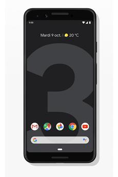 Smartphone Google PIXEL 3 SIMPLEMENT NOIR 64GO