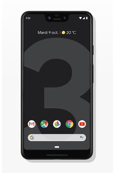 Smartphone Google PIXEL 3 XL SIMPLEMENT NOIR 64GO