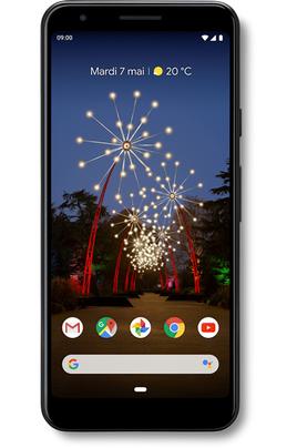 Google PIXEL 3A Simplement Noir 64Go