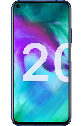 20 Sapphire Blue 128GO
