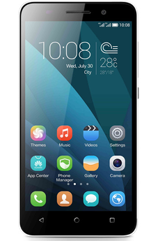 Mobile nu 4X BLANC Honor