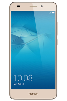 Mobile nu 5C DUAL SIM GOLD Honor