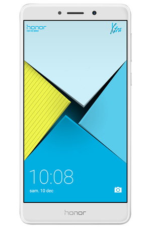 Smartphone Honor X Argent