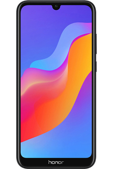 Smartphone Honor 8A noir 32 Go