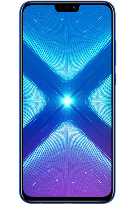 Honor 8X 64Go Blue