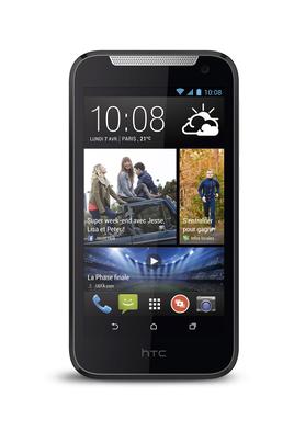 HTC Smartphone classique Desire 310 Blanc 99HAAE018-00