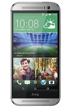 Mobile nu ONE M8 ARGENT Htc