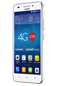 Mobile nu ASCEND G620S BLANC Huawei