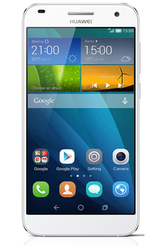 Mobile nu ASCEND G7 BLANC Huawei