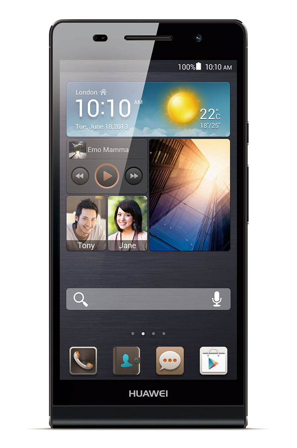 Huawei Ascend P6 Is an Affordable Smartphone