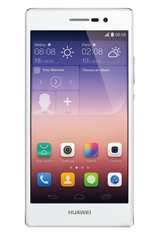 Mobile nu ASCEND P7 BLANC Huawei