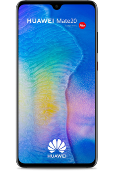 Smartphone Huawei Mate 20 128 Go noir