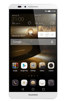 Mobile nu ASCEND MATE 7 ARGENT Huawei