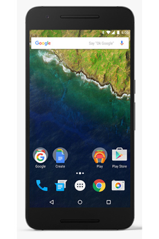 Mobile nu NEXUS 6P 64GO NOIR Huawei