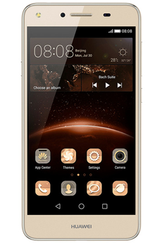 Mobile nu Y5 2 DUAL SIM OR Huawei