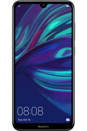 Smartphone Huawei Y7 2019 Black 32go Y7 2019 Black Darty