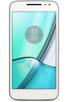 Smartphone MOTO G4 PLAY BLANC Motorola