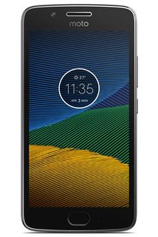 Smartphone MOTO G5 NOIR Motorola