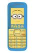 Mobile nu GSM20DES MOI MOCHE ET MECHANT Lexibook.