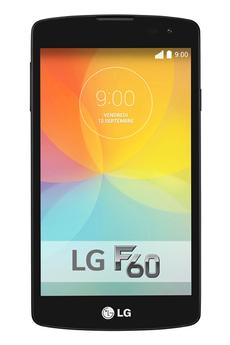 Mobile nu F60 NOIR Lg