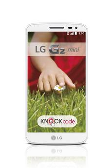 Mobile nu G2 Mini BLANC Lg