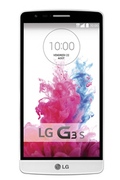 Lg G3 S BLANC