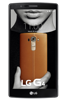 Mobile nu G4 TITANE Lg