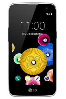 Smartphone K4 BLEU MARINE Lg