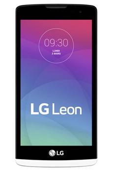 Mobile nu LEON 4G BLANC Lg