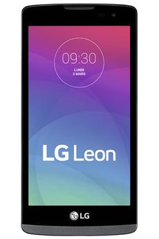 Mobile nu LEON 4G TITANE Lg