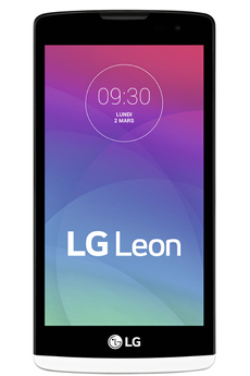 Mobile nu LEON BLANC Lg