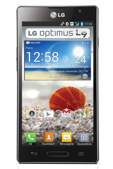 Mobile nu OPTIMUS L9 NOIR Lg