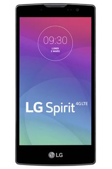 Mobile nu SPIRIT 4G TITANE Lg