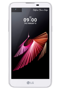 Mobile nu X SCREEN BLANC Lg