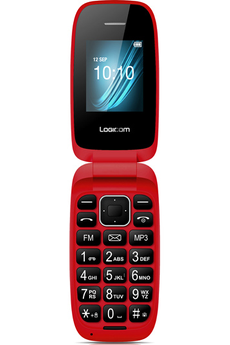 Mobile nu L-310 ROUGE Logicom