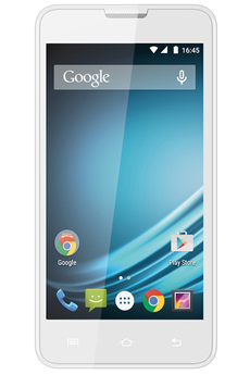 Mobile nu L-EMENT 501 DUAL SIM BLANC Logicom
