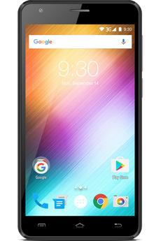 Smartphone L-EMENT 553 8GO NOIR Logicom