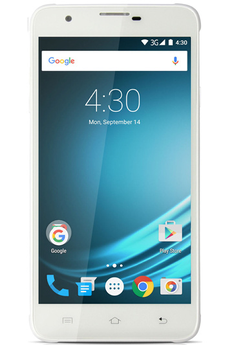Mobile nu L-EMENT551 8GO BLANC Logicom