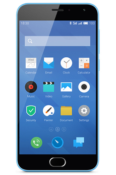 Mobile nu M2 MINI 16GO BLEU Meizu